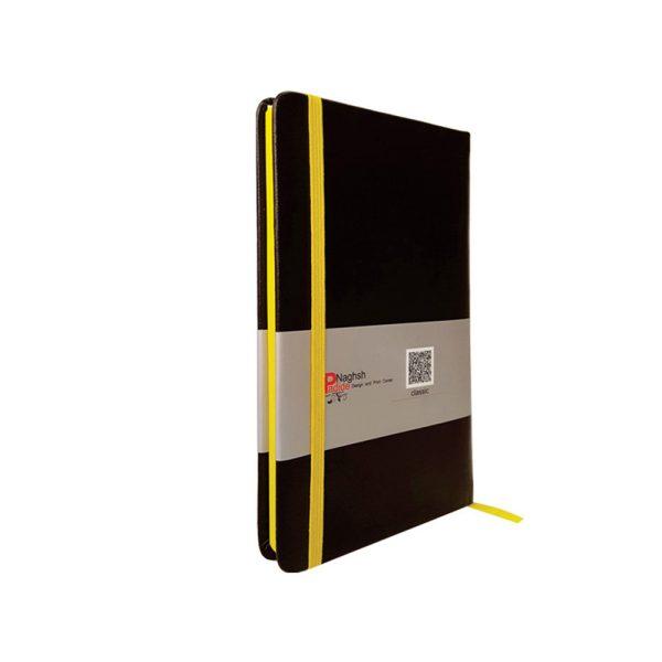 دفتر یادداشت اروپایی مدل مداد رنگی 1