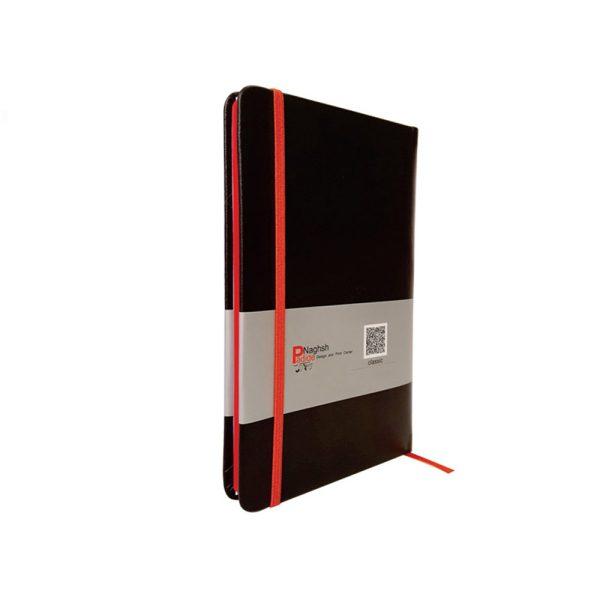 دفتر یادداشت اروپایی مدل مداد رنگی 2