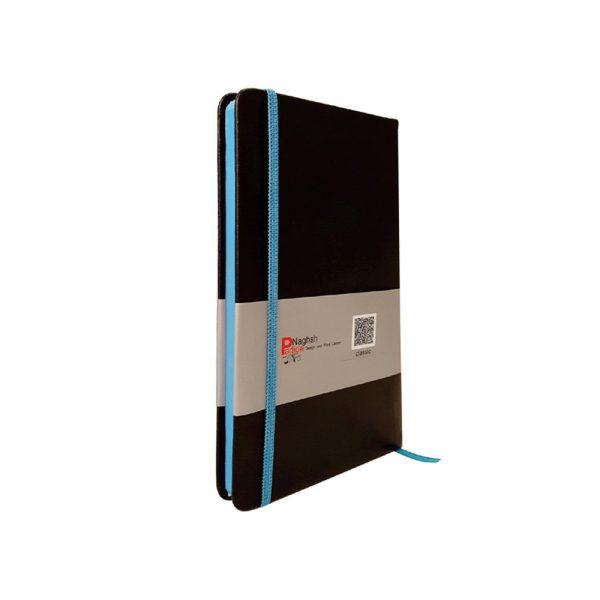 دفتر یادداشت اروپایی مدل مداد رنگی 3