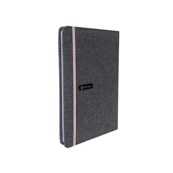 دفتر یادداشت پارچه ای مدل کبریتی 10