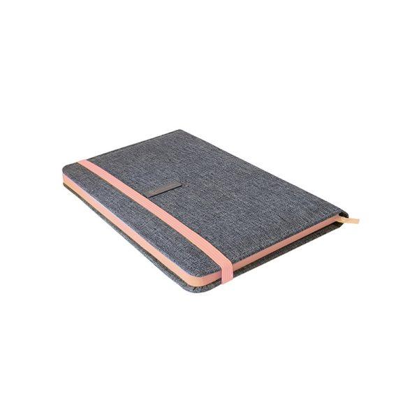 دفتر یادداشت پارچه ای مدل کبریتی 11