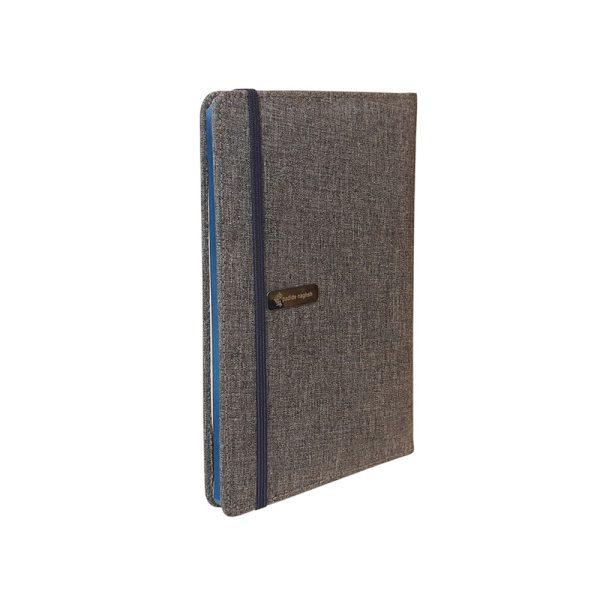 دفتر یادداشت پارچه ای مدل کبریتی 2