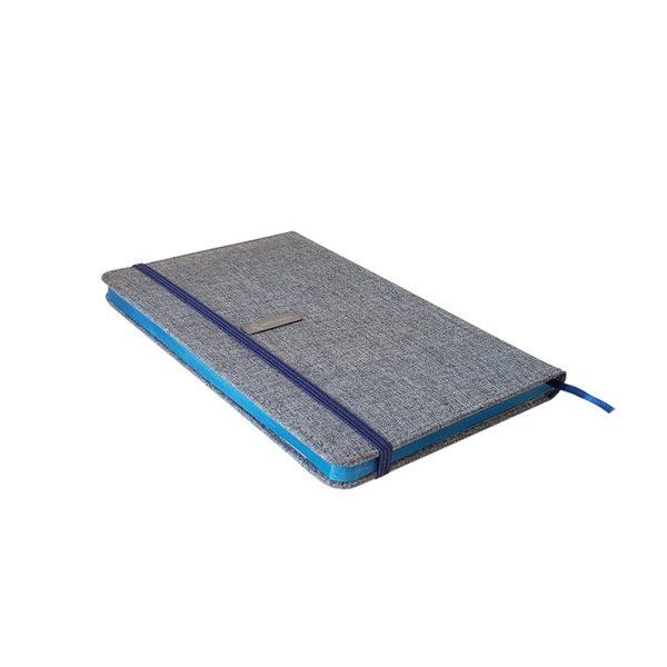 دفتر یادداشت پارچه ای مدل کبریتی 3