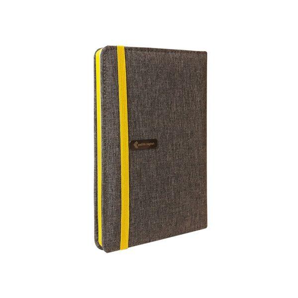 دفتر یادداشت پارچه ای مدل کبریتی 4