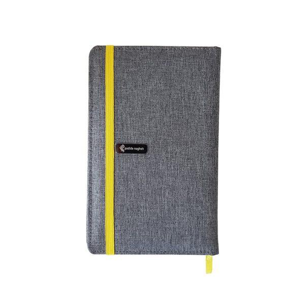 دفتر یادداشت پارچه ای مدل کبریتی 5