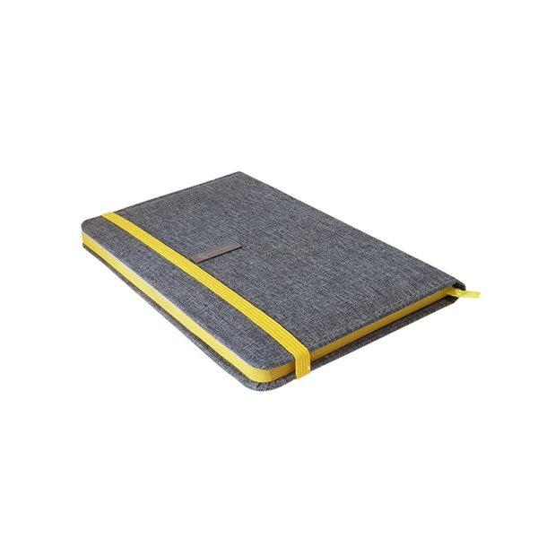 دفتر یادداشت پارچه ای مدل کبریتی 6