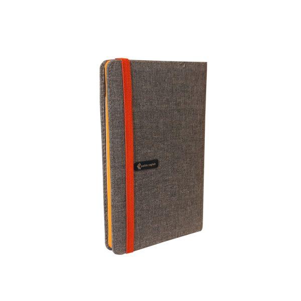 دفتر یادداشت پارچه ای مدل کبریتی 7