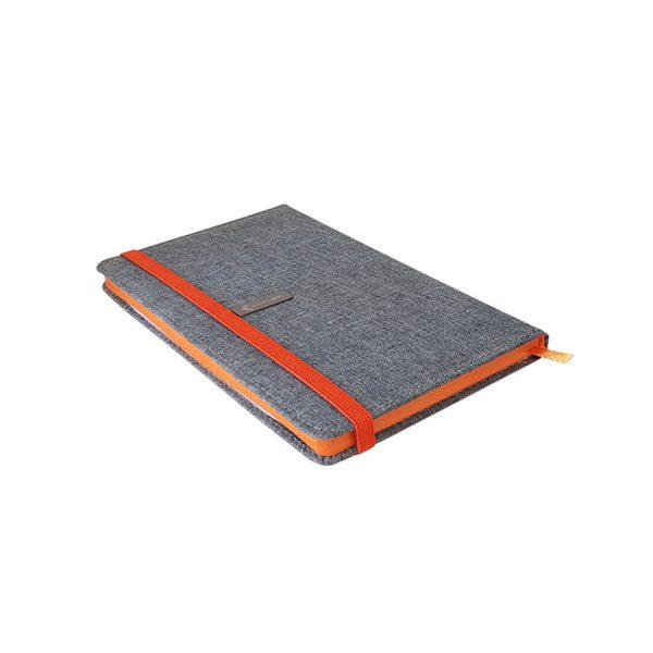 دفتر یادداشت پارچه ای مدل کبریتی 9