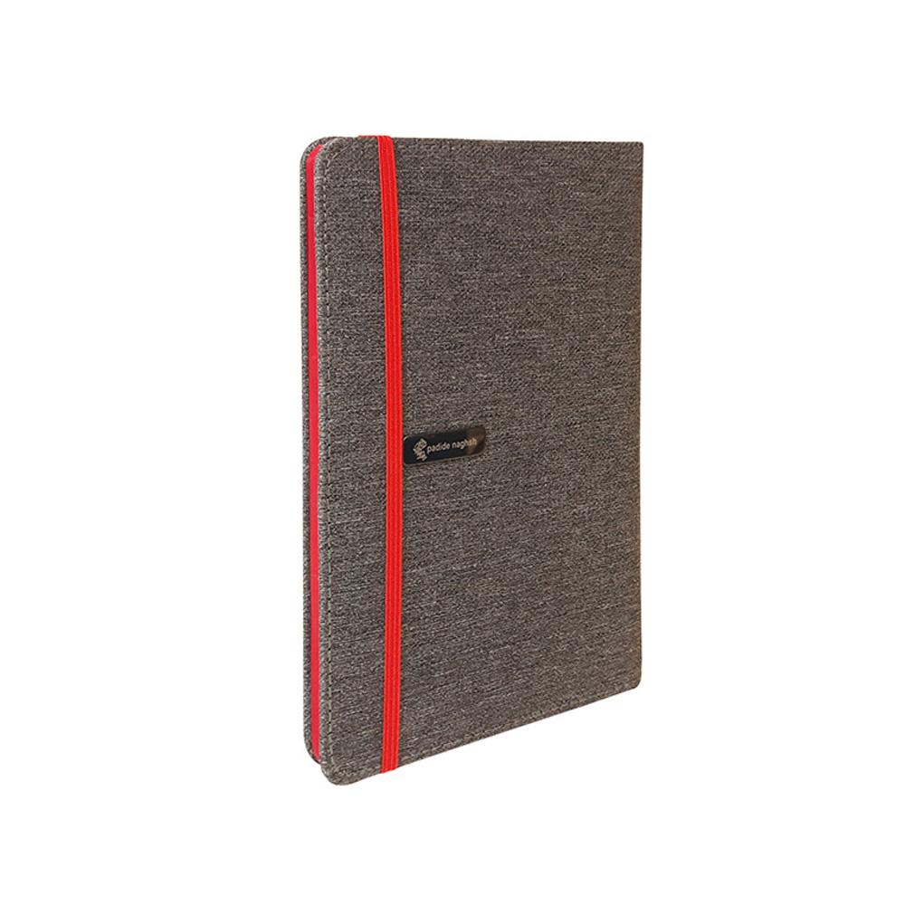 دفتر یادداشت پارچه ای مدل کبریتی