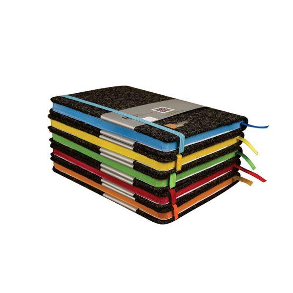 دفتر یادداشت اروپایی مدل Carpeti 8