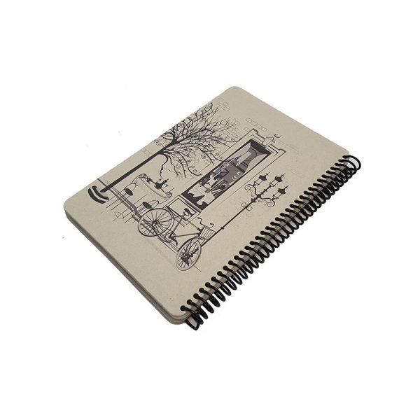 دفتر یادداشت مدل هونر کد 02 1