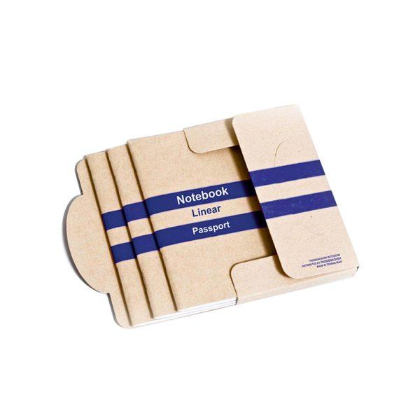 گیفت یادداشت مدل پاسپورتی 1