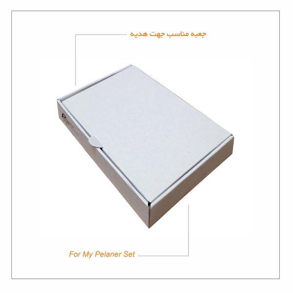 دفتر برنامه ریزی پدیده نقش پک ۳ عددی-جعبه هدیه-تکی